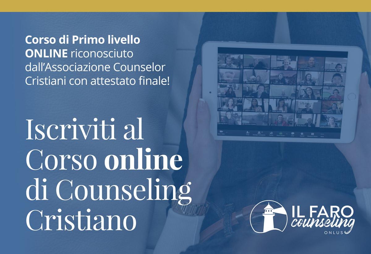 Corso di Counseling cristiano
